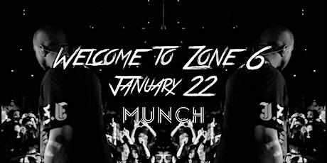 Zone 6 tickets