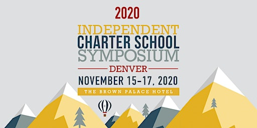2020 Independent Charter School Symposium