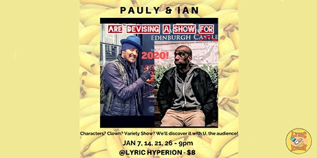 Lyric Hyperion Workshop Series Presents: Pauly Boy and Ian Farley tickets