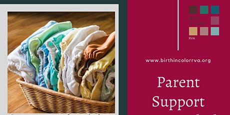 Parent Support Group for POC- Cloth Diapers tickets