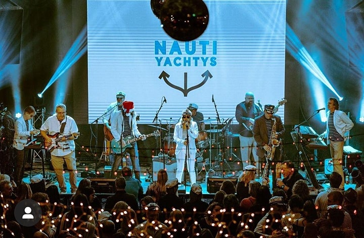 The Nauti Yachtys w/ Josh Kaufman image