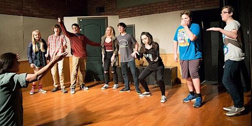 LaughMind: Improv Comedy Social Skills Group