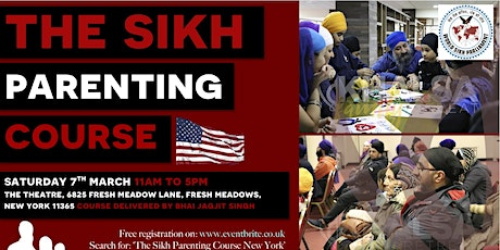 The Sikh Parenting Course New York tickets