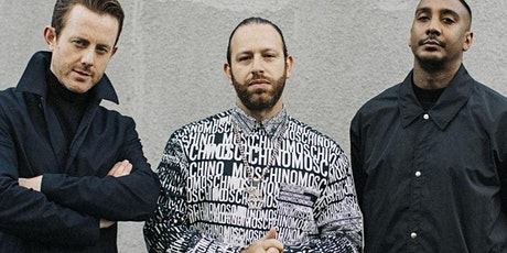 The Blast presents // Chase & Status dj set + support