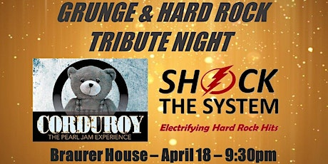 Pearl Jam & Hard Rock Tribute Night at Brauer House tickets