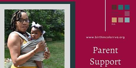 Parent Support Group- Baby Wearing tickets