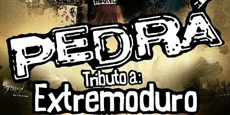 PEDRÁ - Tributo a Extremoduro - Madrid entradas