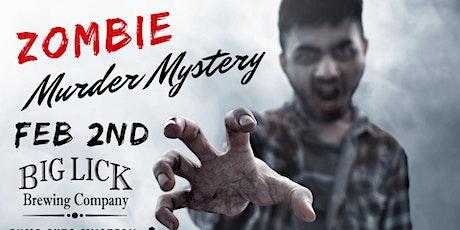 Big Lick Zombie Murder Mystery tickets