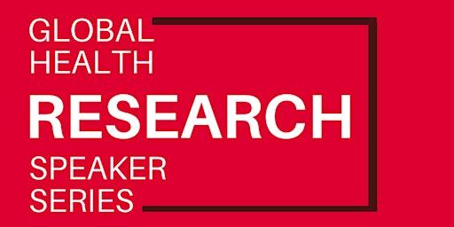 IU Global Health Speaker Series--Jimmy Carlucci, MD, MPH