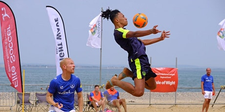 Men's UK Beach Soccer Super Cup 2020 tickets