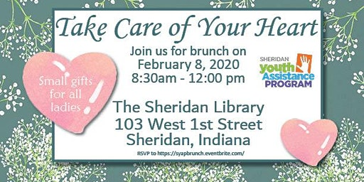 Sheridan Mom's Brunch Take Care of Your Heart