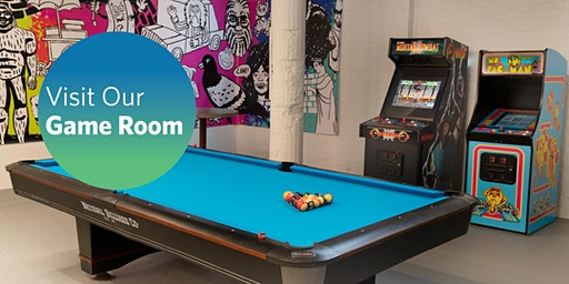 The Game Room at Mountainside Chelsea
