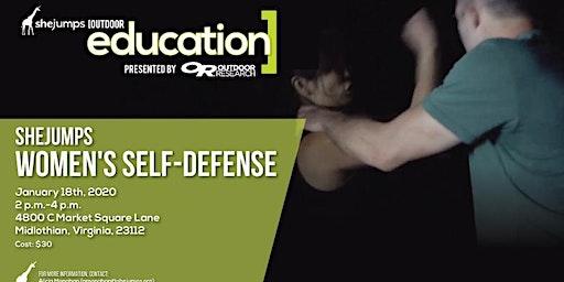 VA  SheJumps Women's Self-Defense