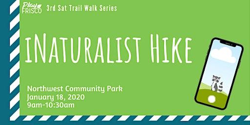 3rd Sat Trail Walk: iNaturalist Hike