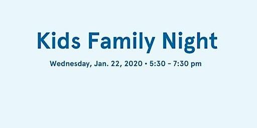 Kids Family Night