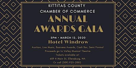 Annual Awards Gala tickets