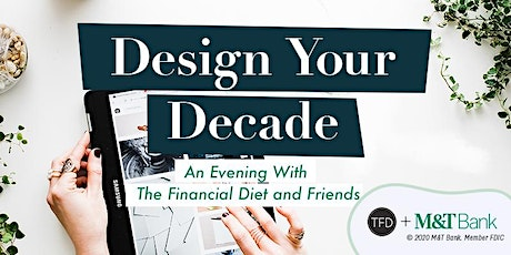 Design Your Decade tickets