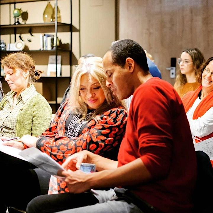 imagem Workshop  O PODER DA AÇÃO   Inteligência Emocional