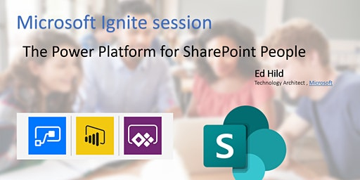 The Power Platform for SharePoint People