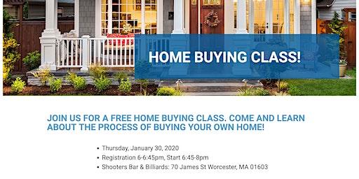FREE Home Buying Seminar!