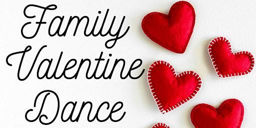 Family Valentine Dance