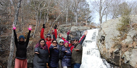 Chapman Waterfalls Yoga Hike tickets