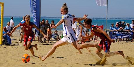 Women's UK Beach Soccer Super Cup 2020 tickets