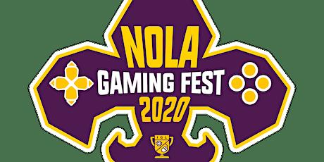 NOLA Gaming Festival  tickets