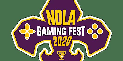 NOLA Gaming Festival