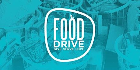Winter Food Drive 2020 tickets