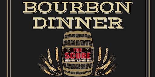 The Score's Bourbon Dinner
