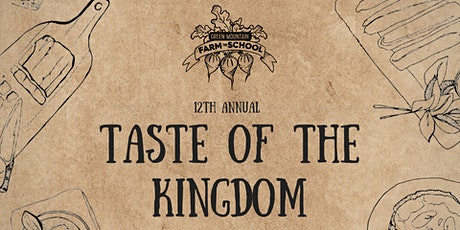 12th Annual Taste of the Kingdom tickets