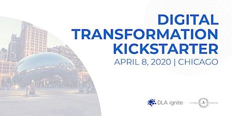 Digital Transformation Kickstarter tickets