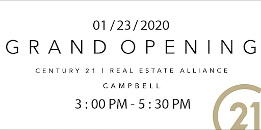 Campbell Grand Opening
