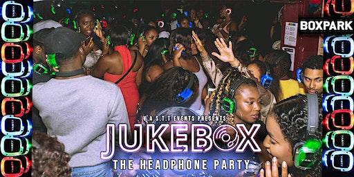 Jukebox - The Headphone party @Boxpark Croydon