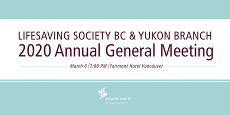 2020 Annual General Meeting tickets