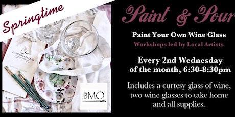 Paint & Pour | Springtime biglietti