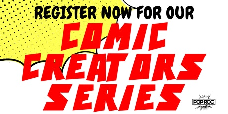 Comic Creators Series Workshop tickets