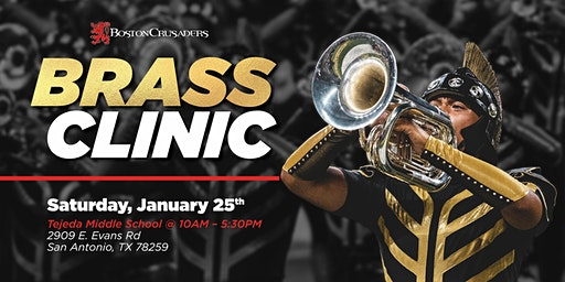 Boston Crusaders Brass Clinic