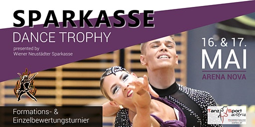 Sparkasse Dance Trophy - Kombiticket