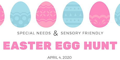 Special Needs & Sensory Friendly Easter Egg Hunt tickets
