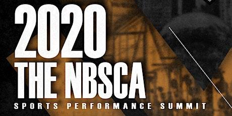 NBSCA Sports Performance Summit 2020 tickets
