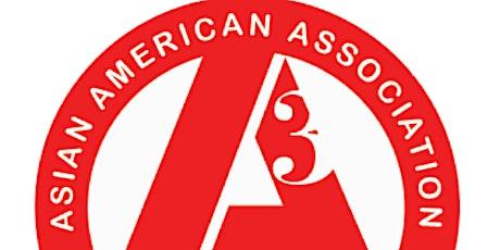 Asian American Association  Jan 2020 Meeting tickets
