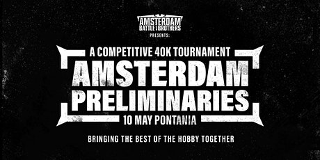 The Amsterdam preliminaries round 2 tickets