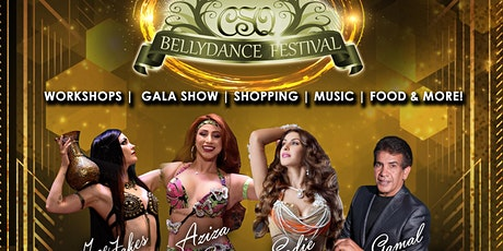 C.S.Q 2020 Belly Dance Festival! tickets