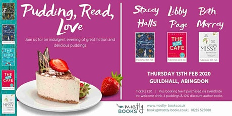 Pudding, Read, Love tickets