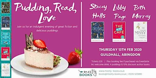 Pudding, Read, Love