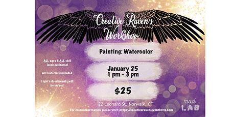 Painting: Watercolor Workshop tickets
