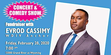 Concert and Comedy Show Fundraiser tickets