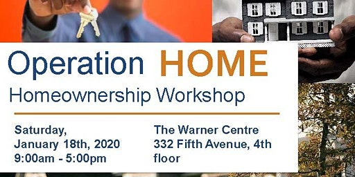Operation Home Workshop - January 2020